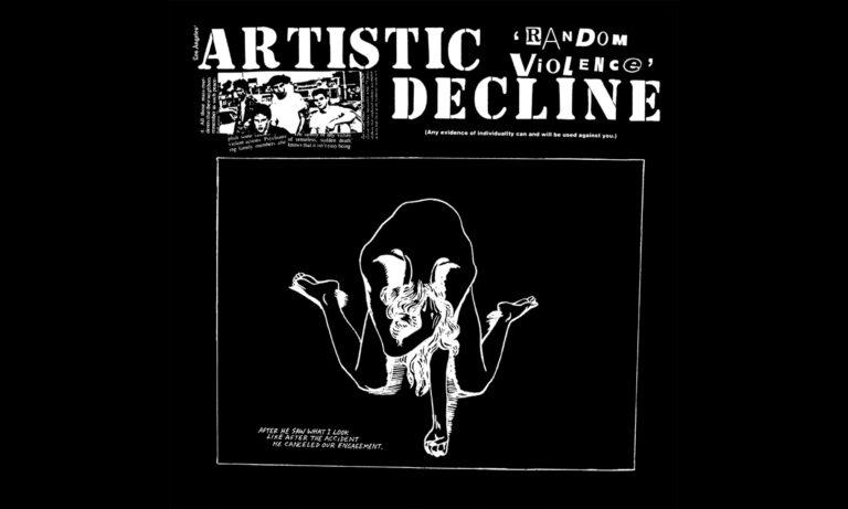 Artistic Decline slider